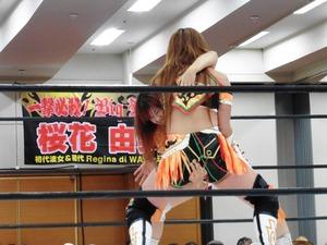 松本浩代vs長浜浩江 (3)