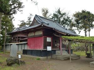 菅原神社(連取の松) (6)
