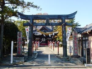 倉賀野神社 (1)
