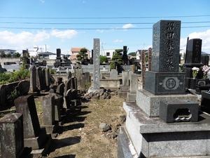 沼田氏の墓 (2)