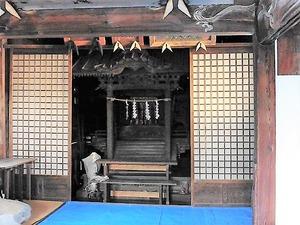 青梨子菅原神社 (10)