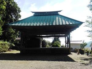 上発地知の歌舞伎舞台 (3)