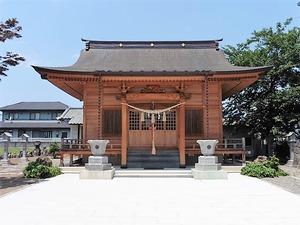 立石諏訪神社 (3)