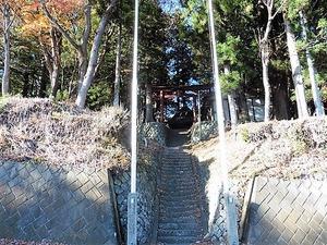 須賀尾諏訪神社 (1)