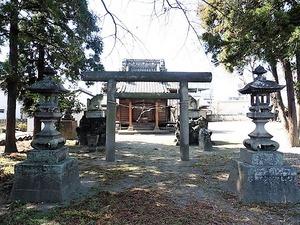 高井神明宮 (1)