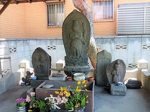 倉賀野下町の庚申塔 (2)