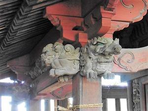 古海長良神社 (7)