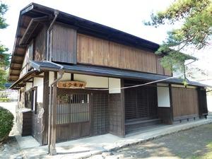 今泉嘉一郎の生家 (4)