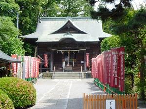 尾曳稲荷神社 (2)