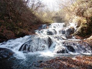 魚止めの滝 (1)