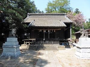 木曽三柱神社 (3)