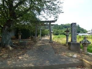 三嶋神社 上ノ宮 (1)