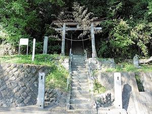 奥田白鳥神社 (1)