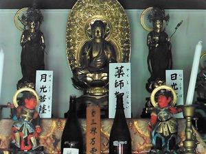 磯部温泉・薬師堂 (3)