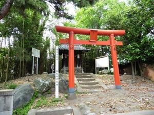 胴塚稲荷神社 (1)
