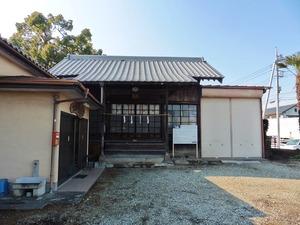 絹笠神社 (1)