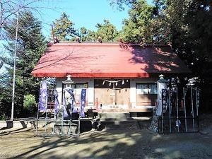 鼻毛石八幡神社 (6)