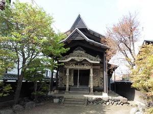 成田山不動堂 (2)