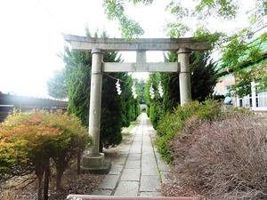 館林・護国神社 (1)
