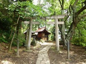 戸鹿野八幡宮 (1)