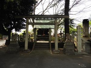 厩橋護国神社 (1)