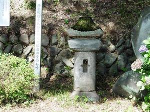 岩井堂の石幢 (3)