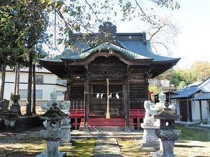 金井八坂神社 (3)