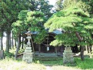 向滝八幡宮 (4)