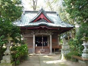 甲波祝禰神社 (2)