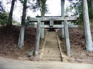 上田沢赤城神社 (1)