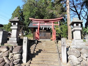 駒寄諏訪神社 (1)