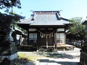 上大島近戸神社 (3)