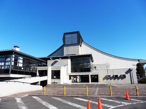 桐生市民体育館 (1)