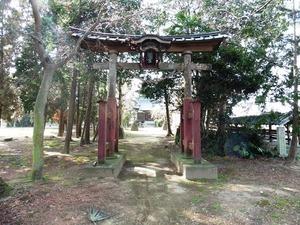 大舘八幡宮 (2)