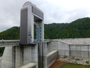奈良俣ダム (1)
