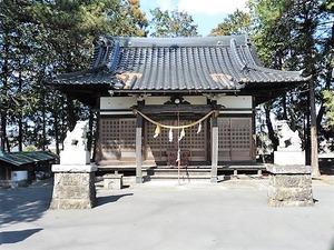 上中森八幡宮 (3)