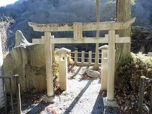 神流川鮎神社 (1)