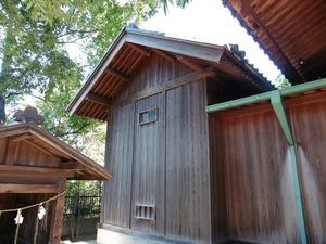 馬見塚飯玉神社 (5)
