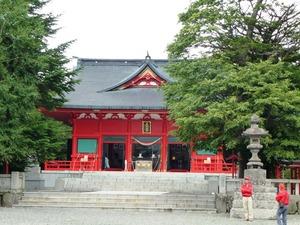 赤城山・赤城神社 (2)