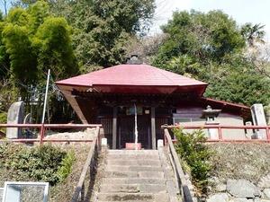 穴原薬師堂 (4)
