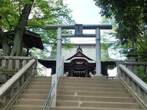 安中・熊野神社 (2)