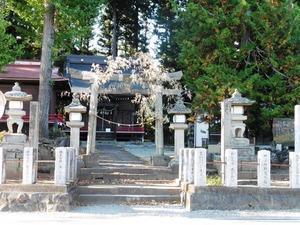 川戸神社 (1)