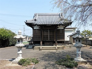 古氷長良神社 (3)