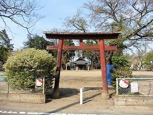 坂田長良神社 (1)