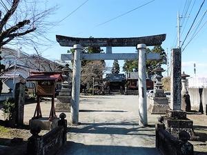 上里見春日神社 (1)