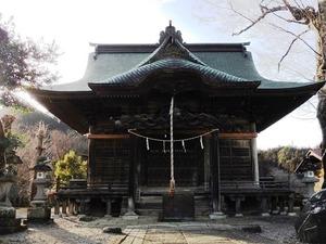 下仁田諏訪神社 (2)