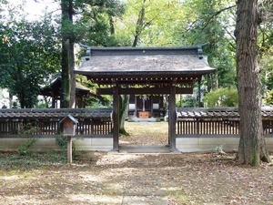 岡登霊神社 (2)