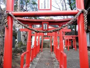 早虎稲荷神社 (2)