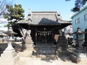 石倉神明宮 (2)
