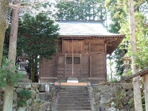 北下諏訪神社 (3)